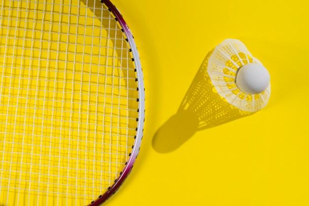 badmintonketcher med strenge